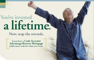 Reverse Mortgage Fixed Interest